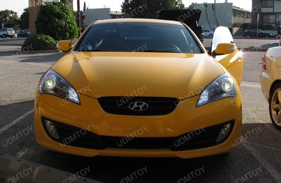 Hyundai - Genesis - switchback - led - lights - 2